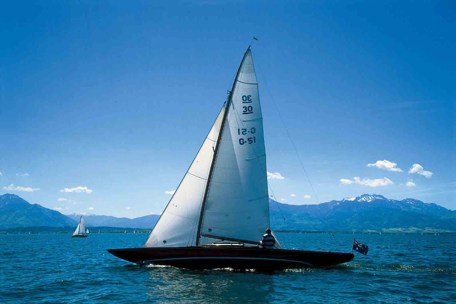 hungry for sailboat wallpaper - photo #1