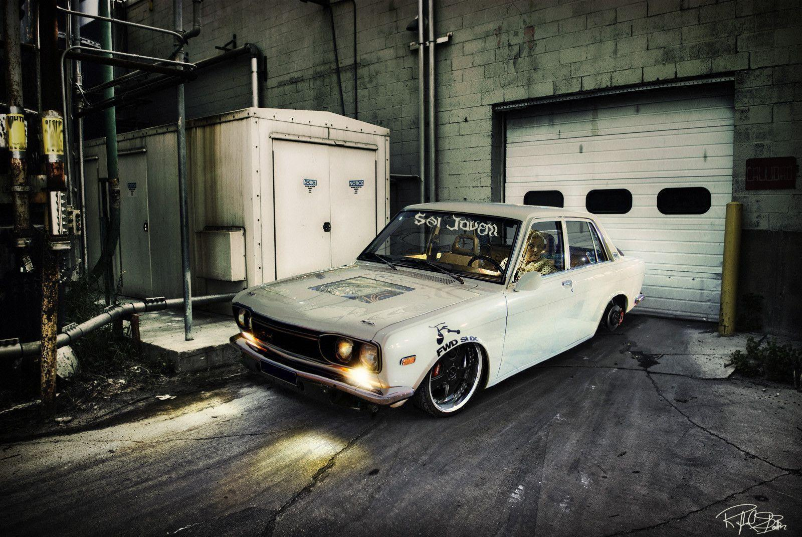 Datsun 510 Wallpapers 1600x1071