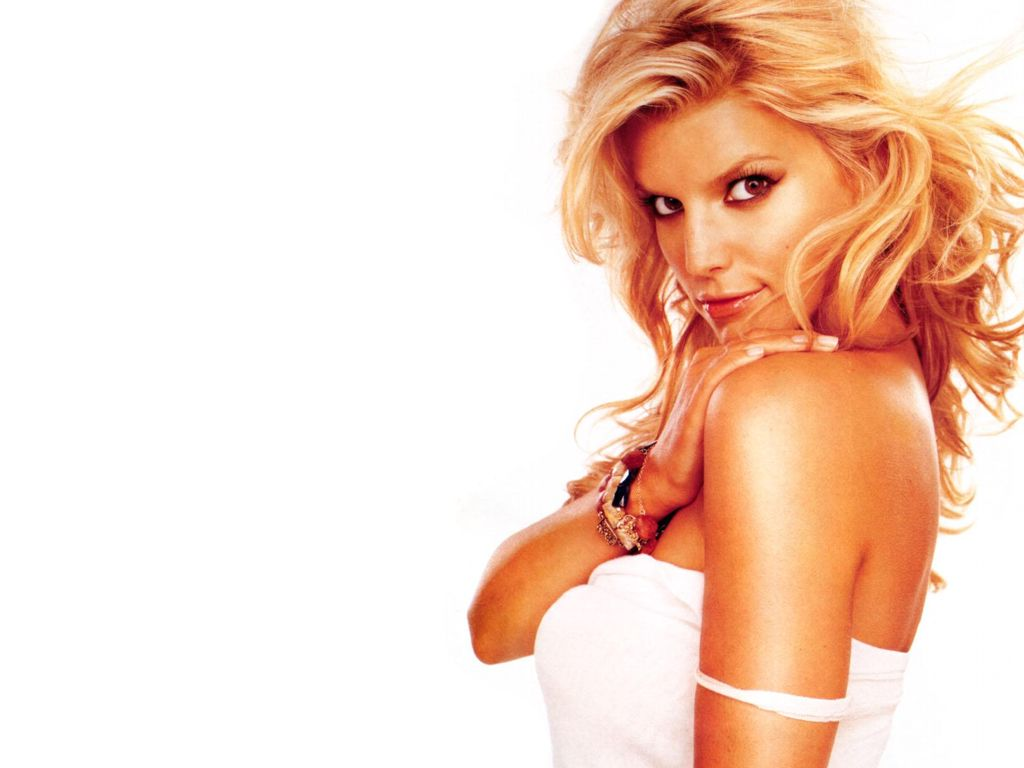 Jessica Simpson Wallpaper Women Wallpaper 1024x768