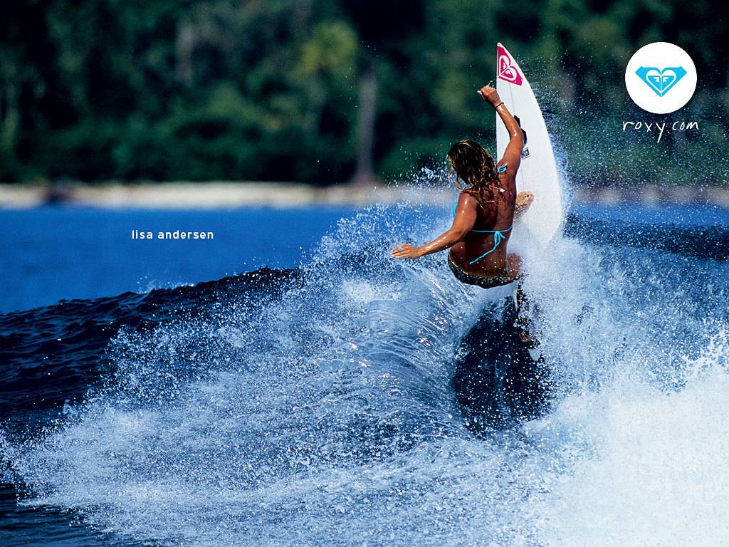 Roxy Girls Roxy girls surfing 1024x768