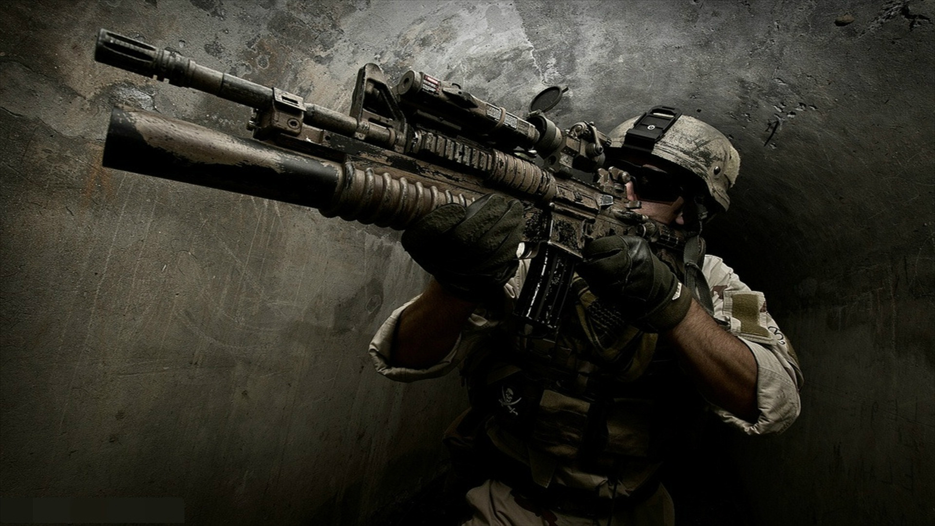 Assault rifle desktop wallpapers download gun Hd Wallpapers 1920x1080