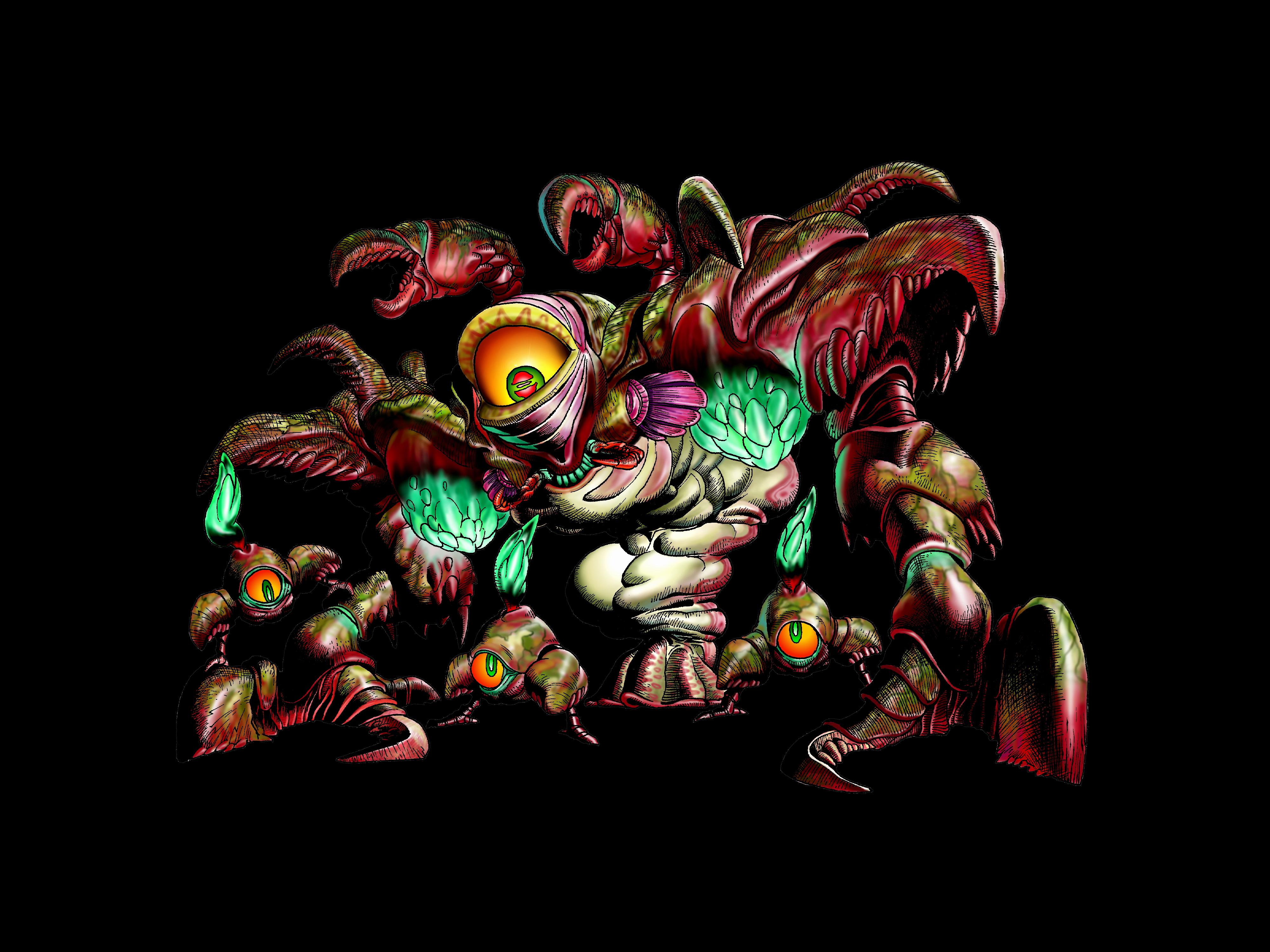 Ocarina Of Time Wallpaper