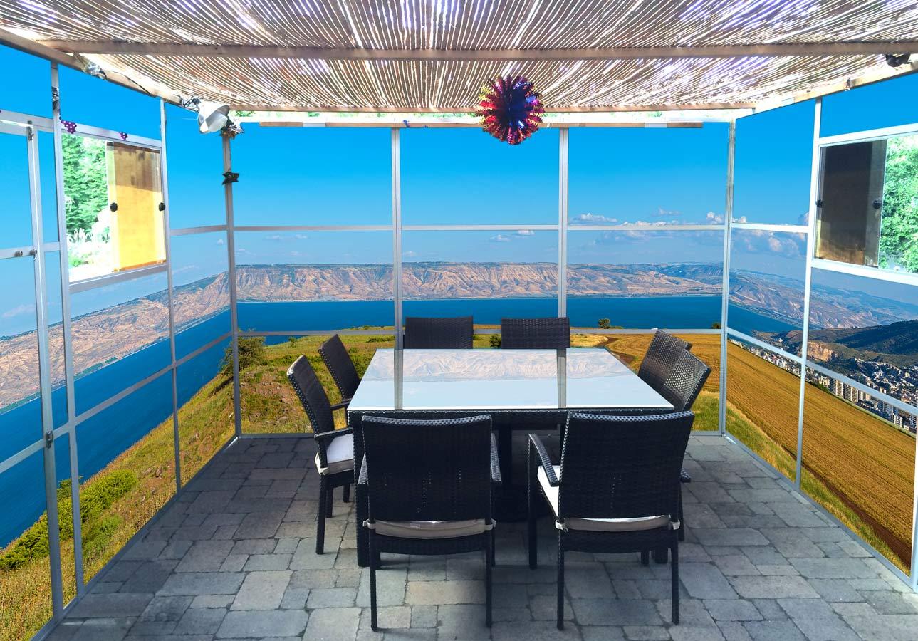 Buy Sukkah Online   Kinneret Galilee Golan Panoramic Sukkah Wallpaper 1289x900