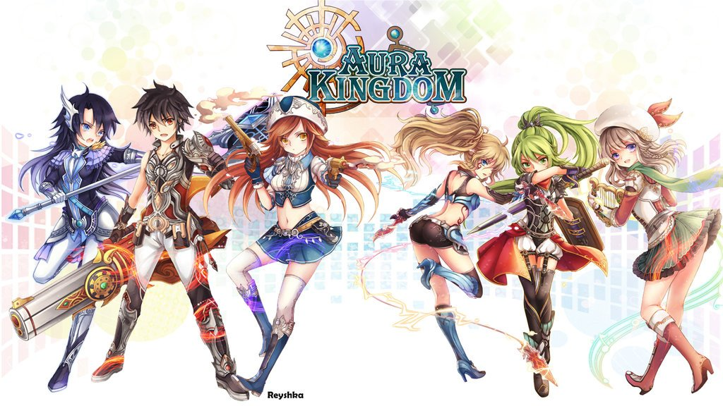 Aura Kingdom Wallpaper by Reyshka 1024x576