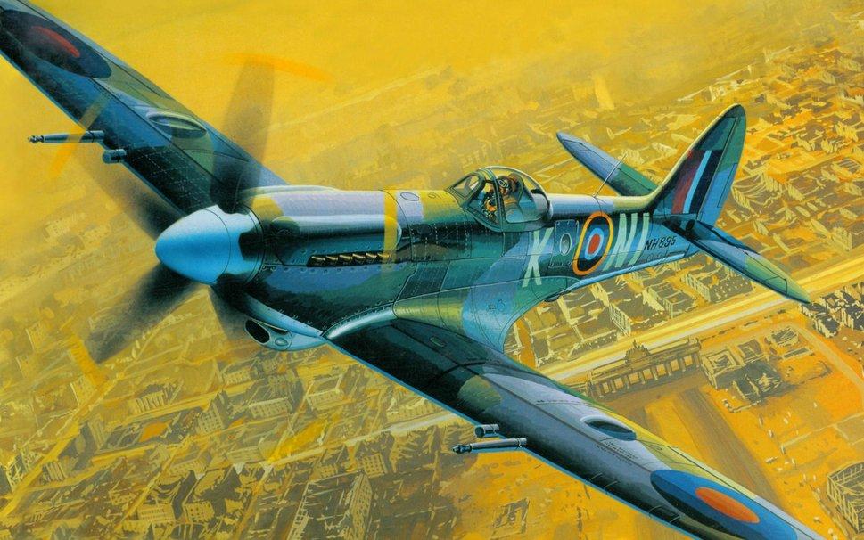 Spitfire wallpaper   ForWallpapercom 969x606