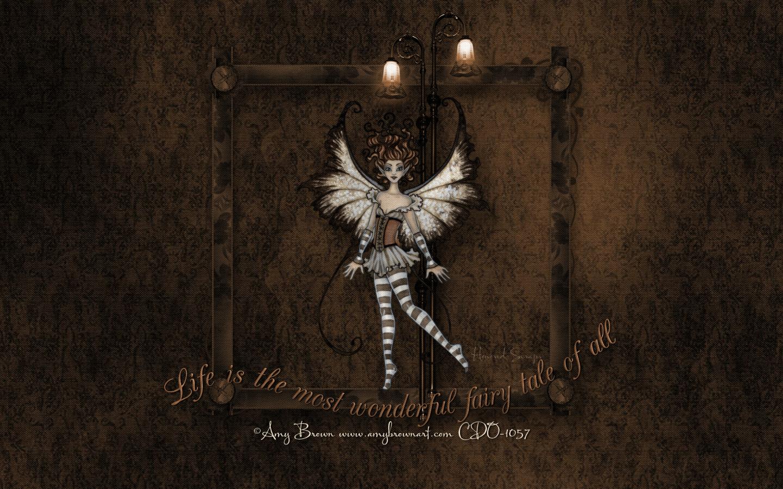 Amy Brown Fairy Tale Wallpaper 1440x900