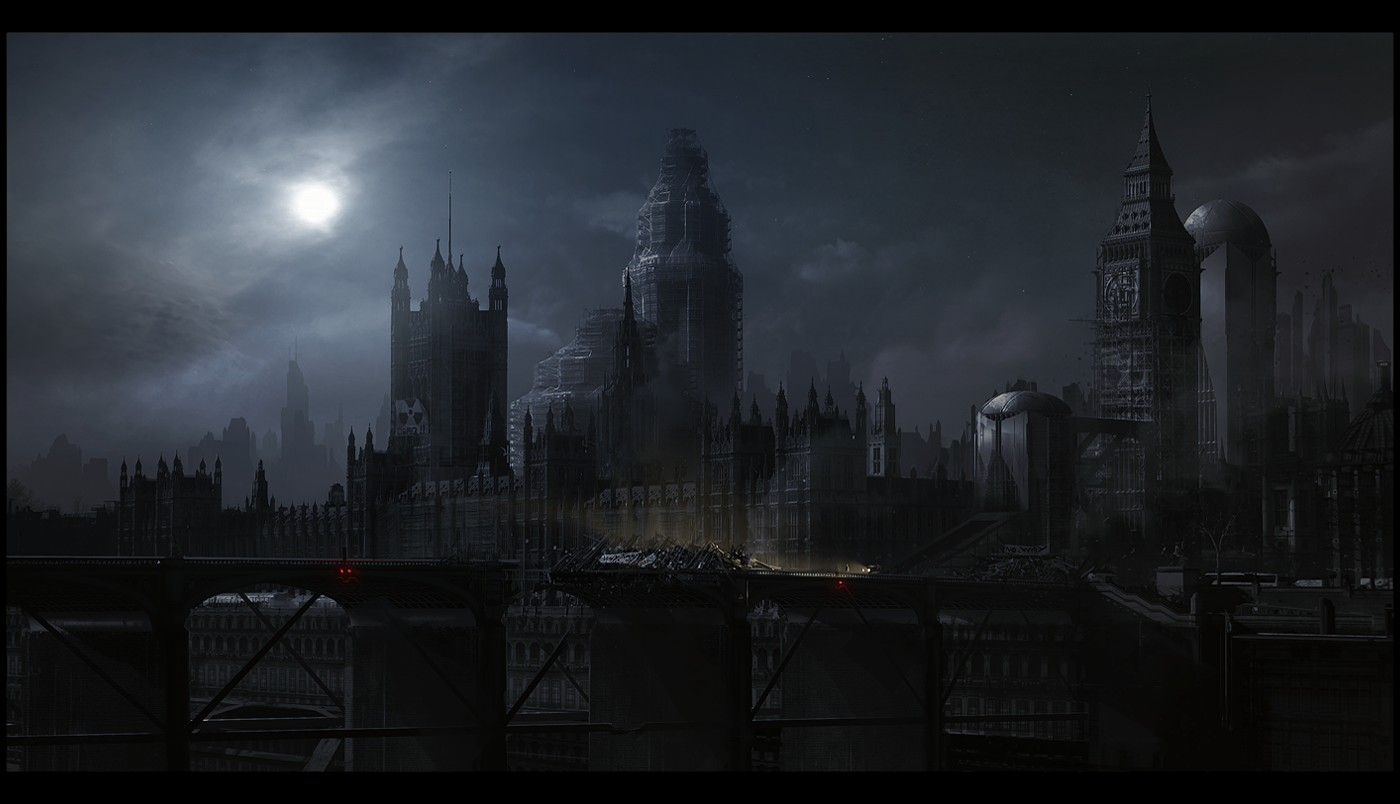 London After Midnight HD wallpapers   London After Midnight 1400x804