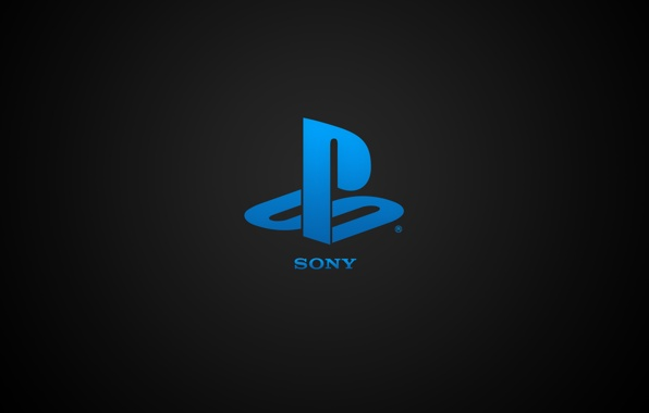 Wallpaper playstation 4 ps4 hi tech logo sony console wallpapers 596x380