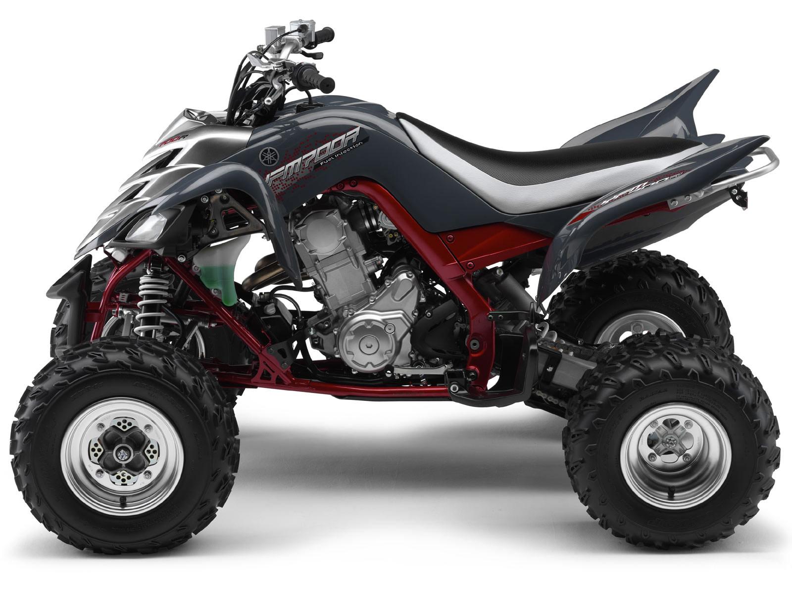 2007 YAMAHA Raptor 700R ATV accident lawyers wallpapers 1600x1200