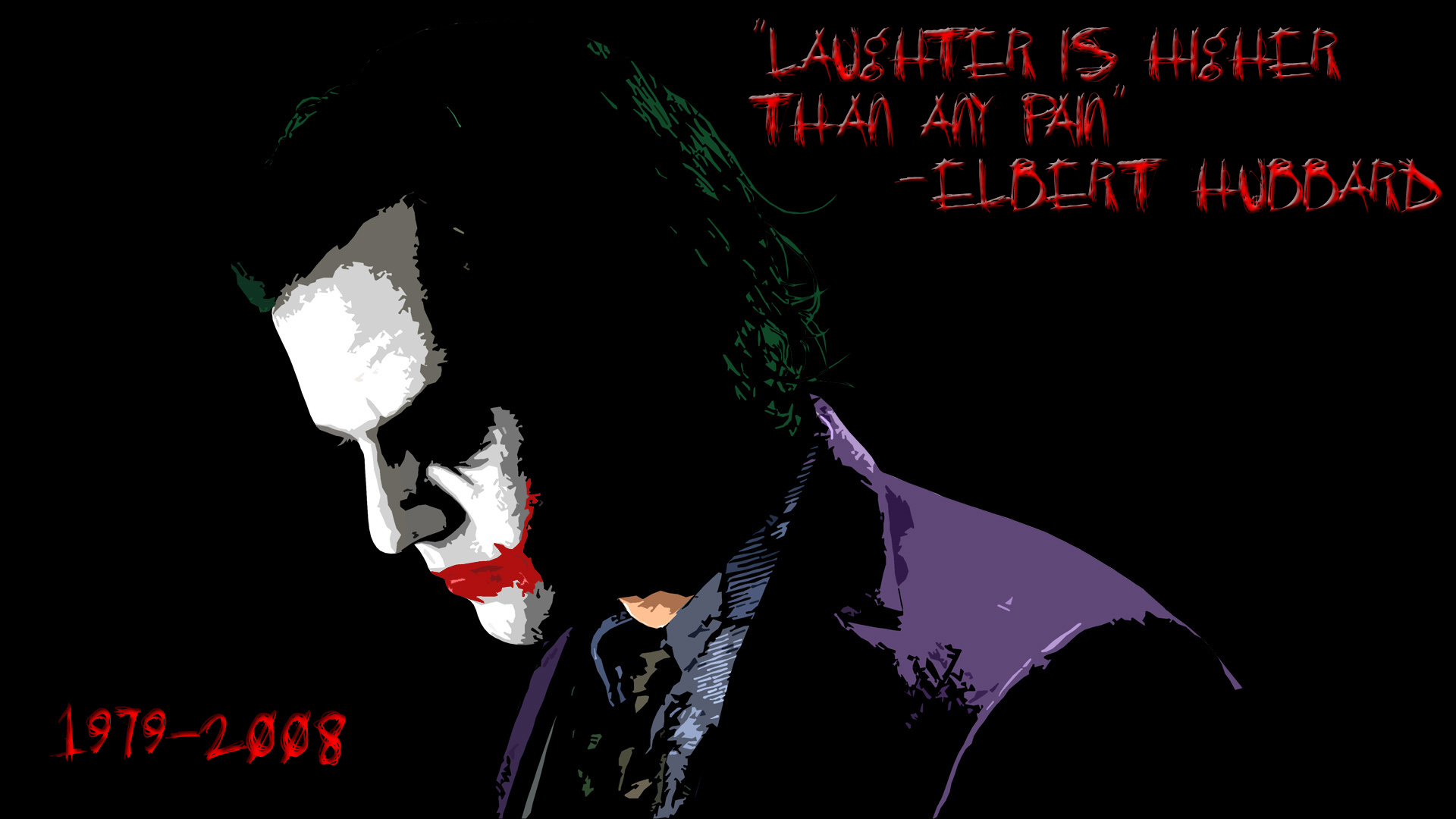 Joker Quotes Wallpapers Wallpapersafari