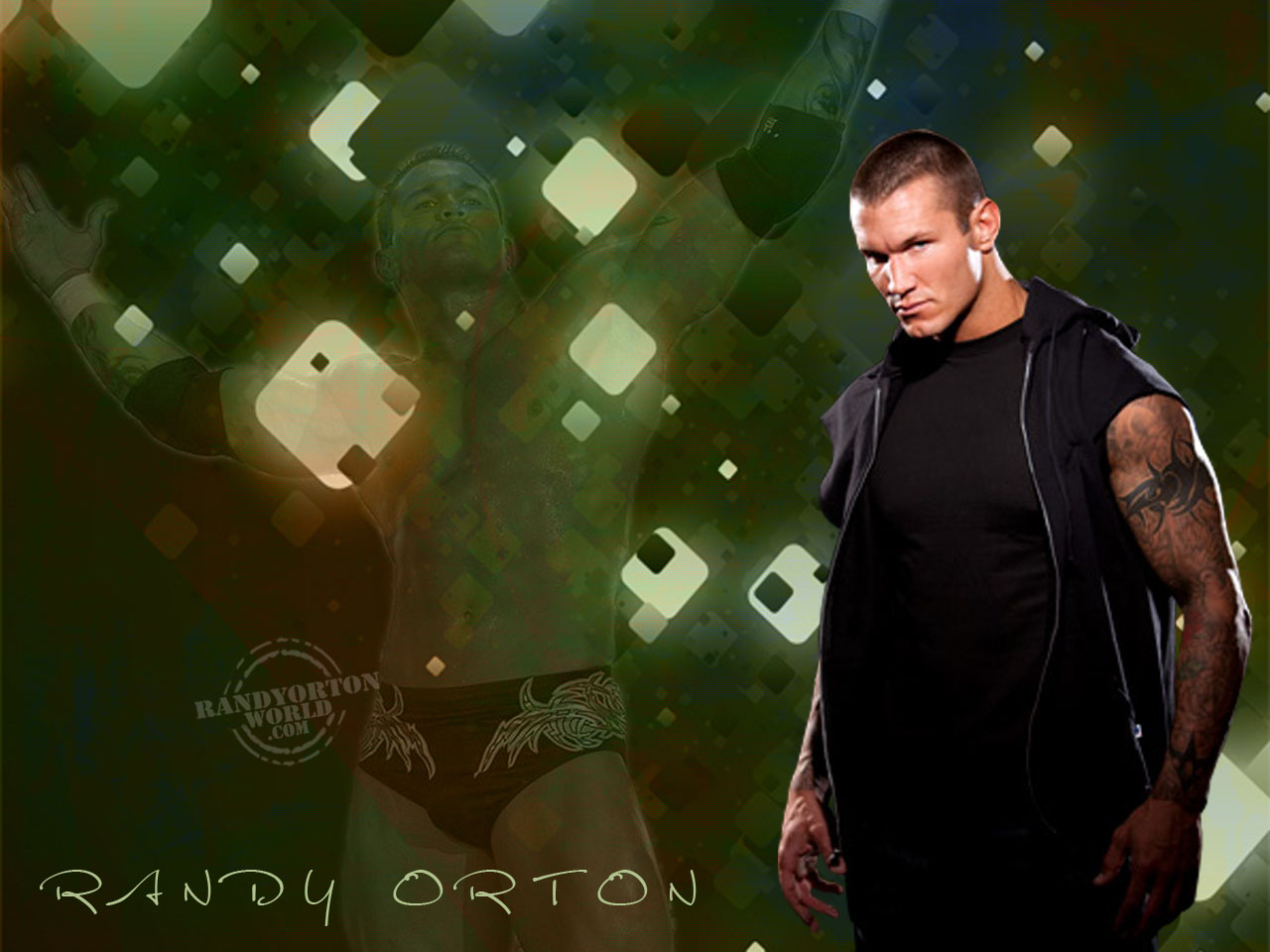 WWE CHAMPION 2011 randy orton wwe champion wallpaper 1280x960