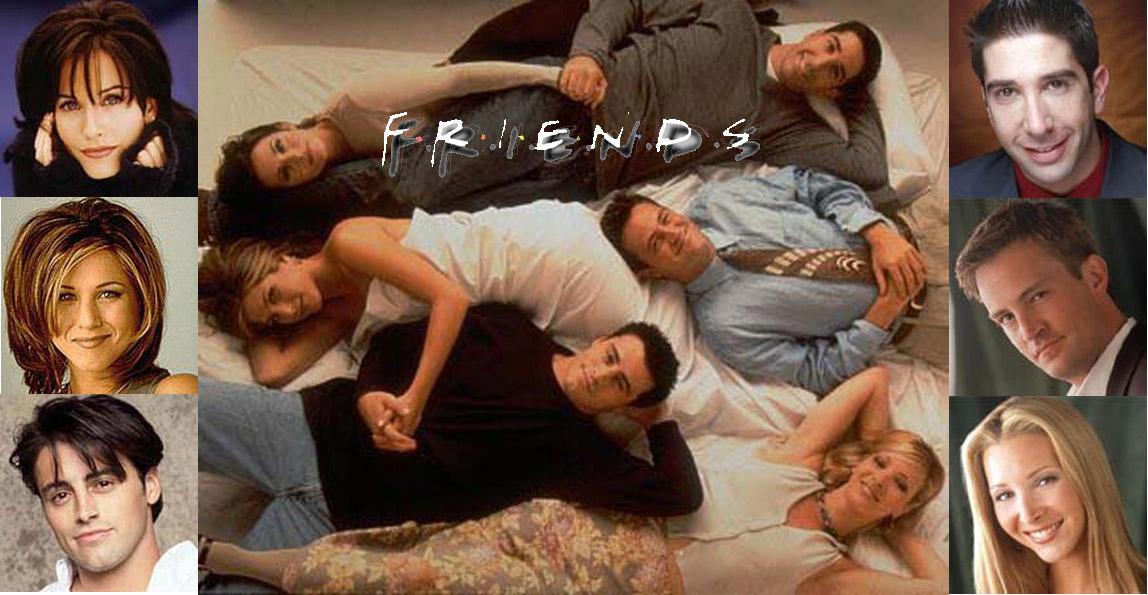 Friends Tv Show Wallpaper The Album Pictures 1148x595
