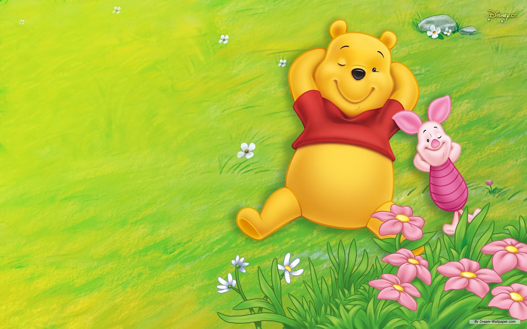 50 Free Winnie Pooh Desktop Wallpaper On Wallpapersafari
