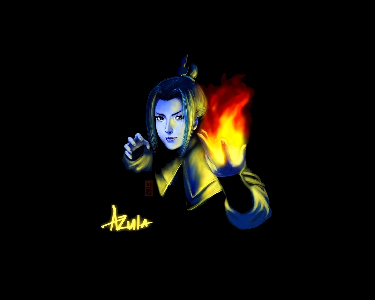 12 Avatar The Last Airbender Wallpaper 1280x1024