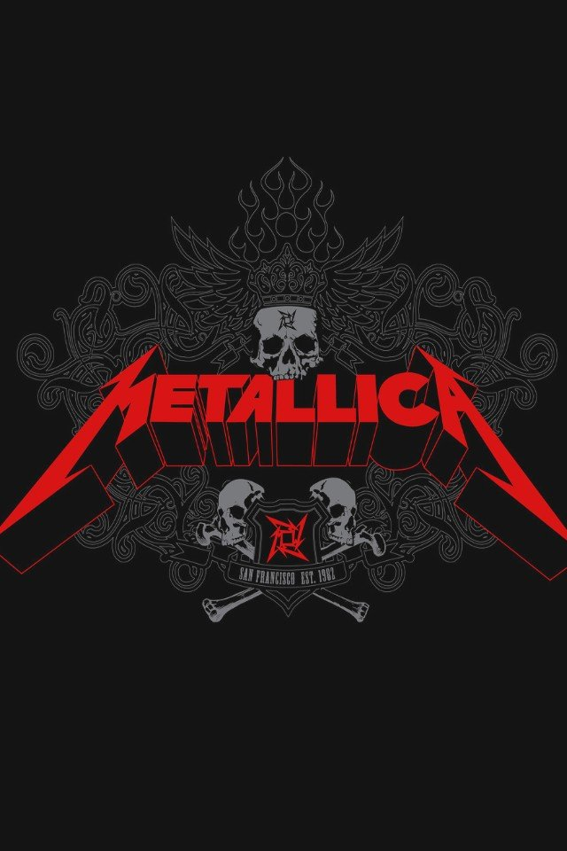 metallica wallpaper iphone wallpapersafari
