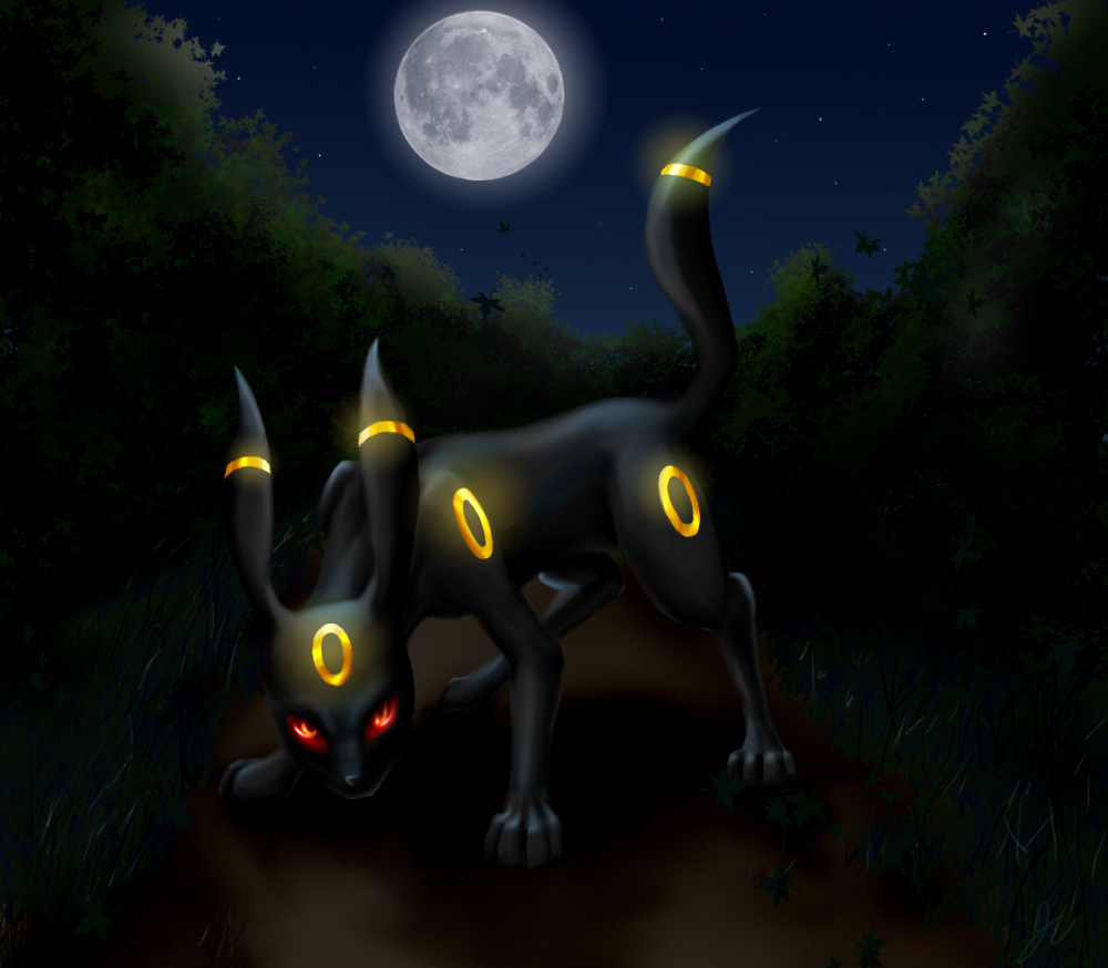 Umbreon wallpaper   Umbreon Photo 6054464 1000x874