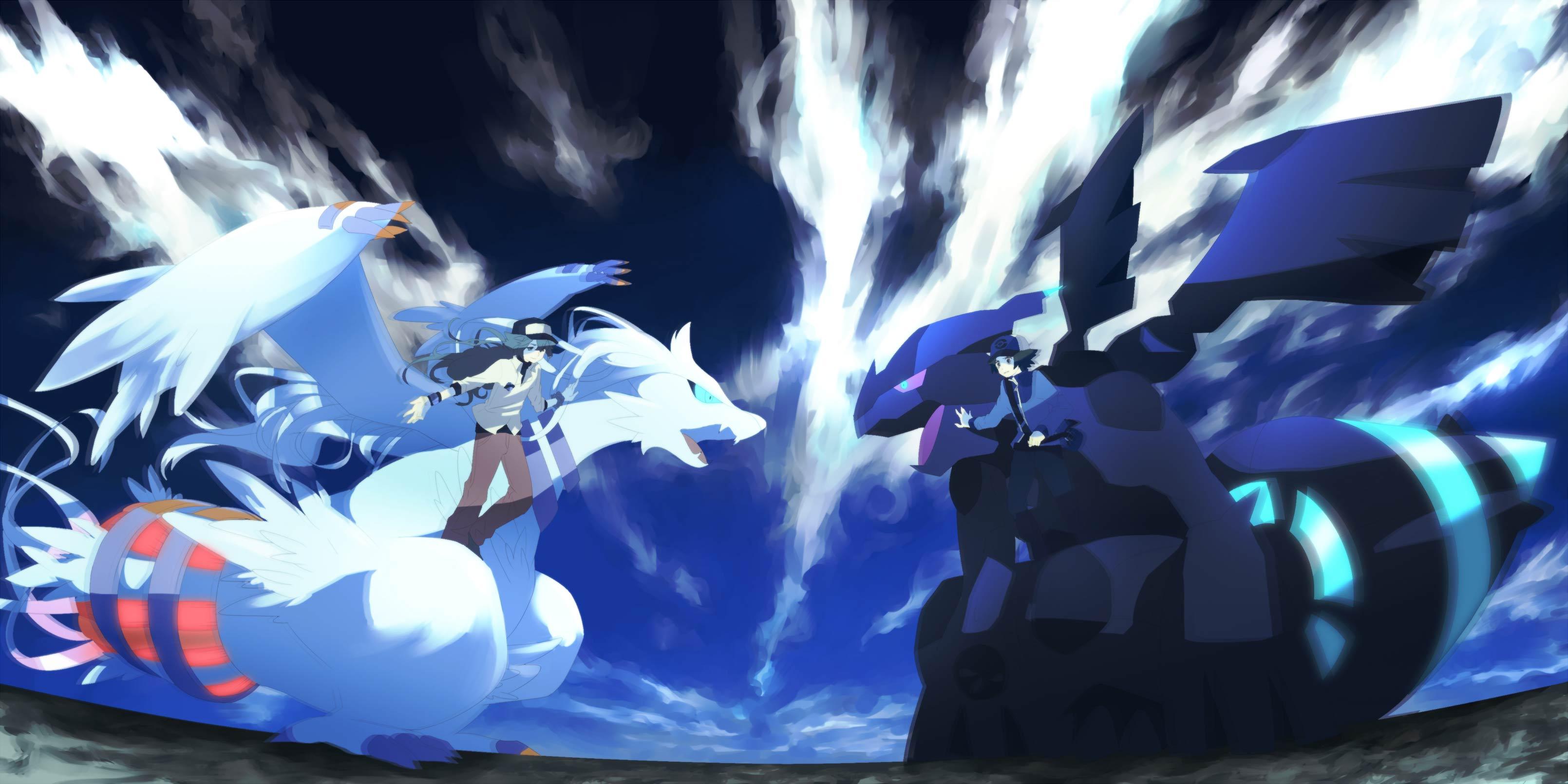 Art Legendary Pokemon Wallpaper 32728 Wallpaper 3219x1610