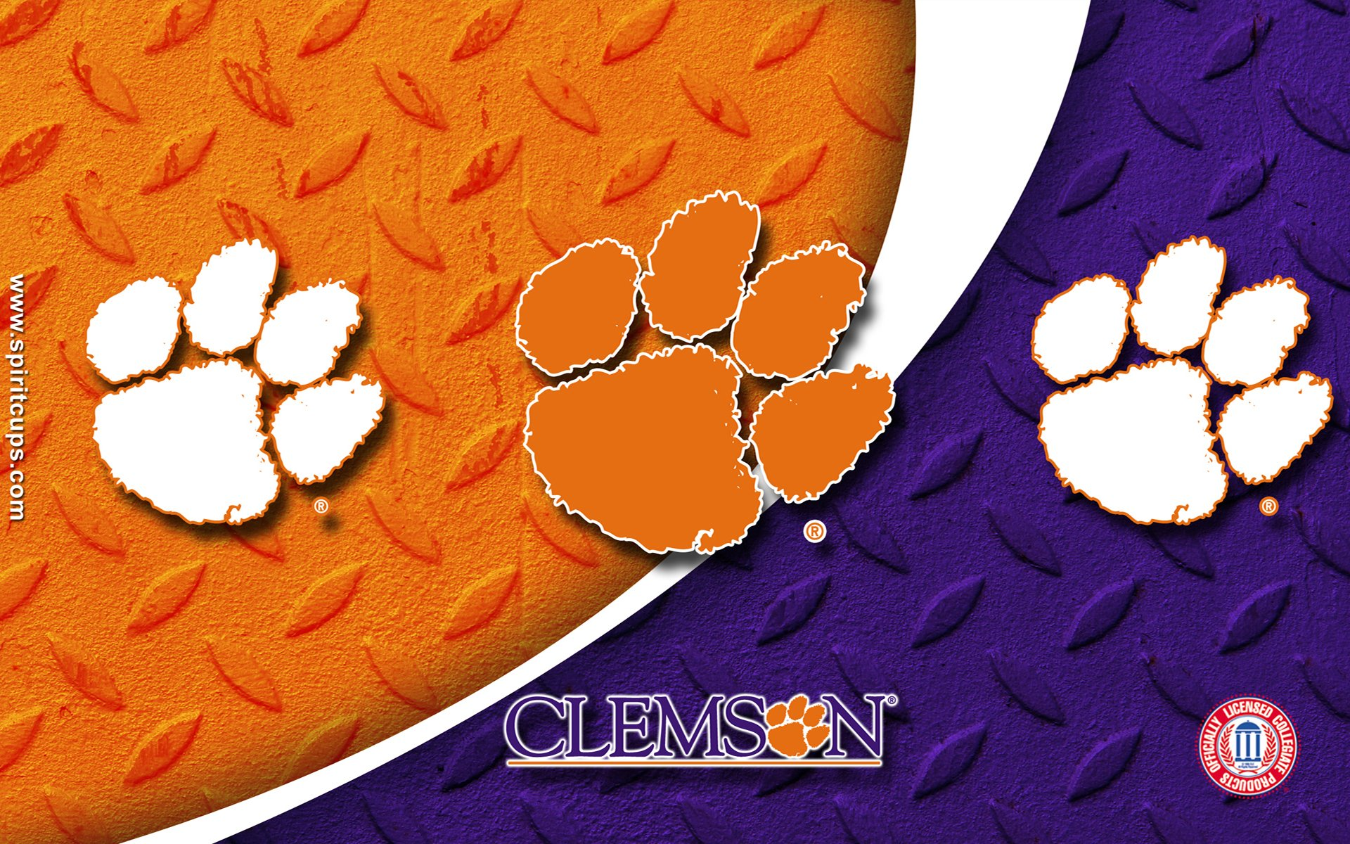 CLEMSON TIGERS college football wallpaper 1920x1200 593971 1920x1200