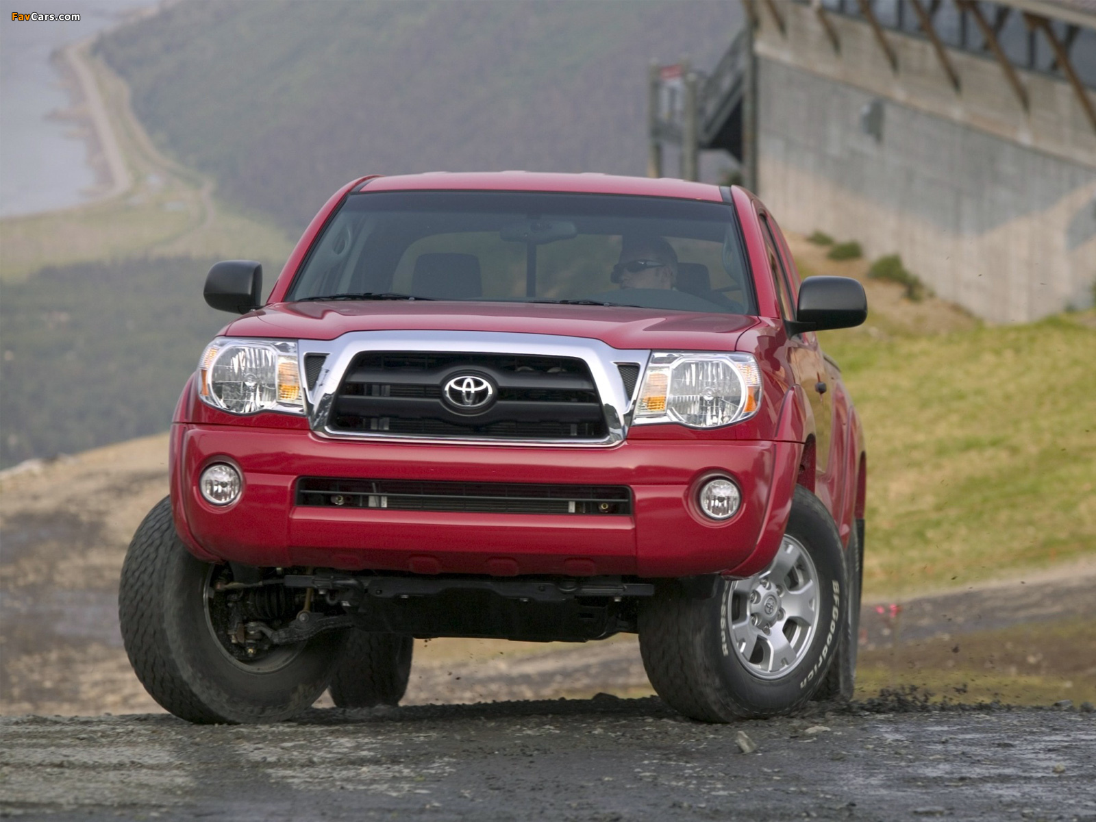 Wallpapers of TRD Toyota Tacoma Access Cab Off Road Edition 200512 1600x1200