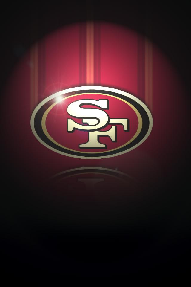 San Francisco 49ers iPhone Wallpaper photo 49ers1 GreenMachin3jpg 640x960