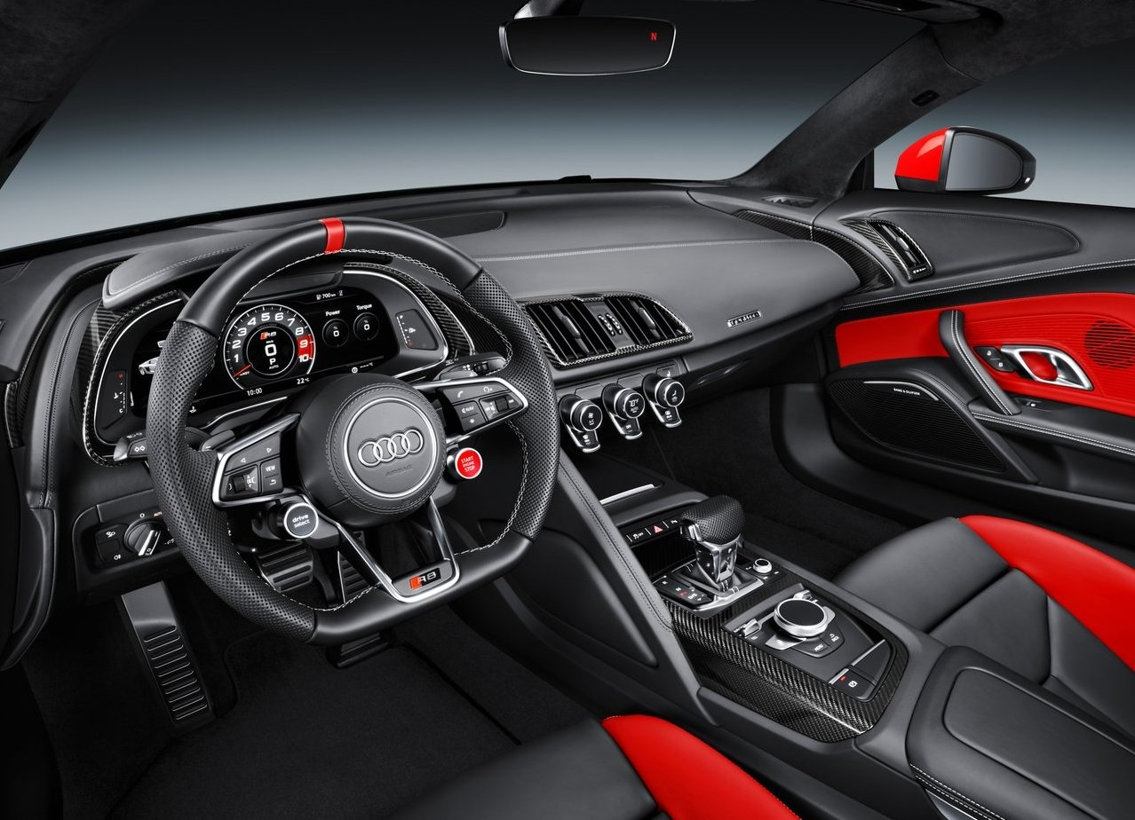 2019 Audi R8 Interior Wallpaper Autoweikcom 1278x924