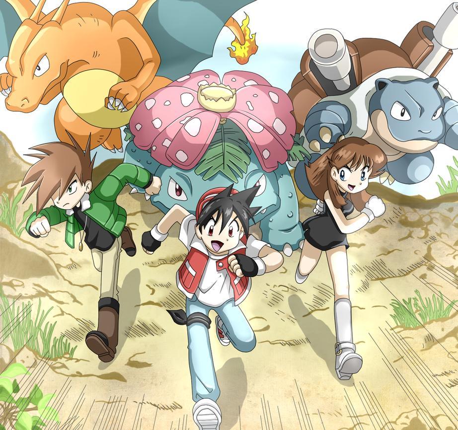 922x866px pokemon adventures wallpaper - wallpapersafari