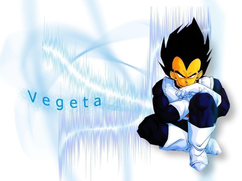 Vegeta Wallpapers 1024x768