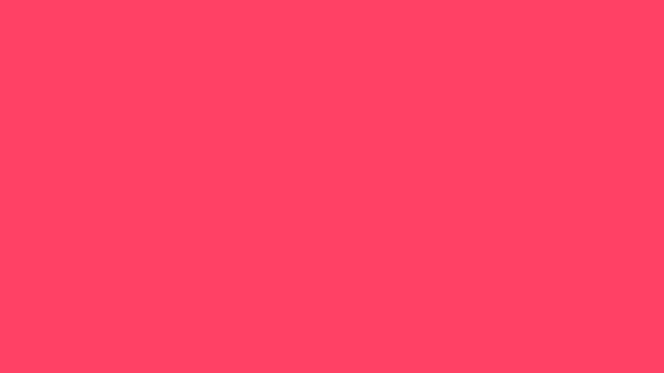 Neon Coral Color Background 1366x768 neon fuchsia solid color 1366x768