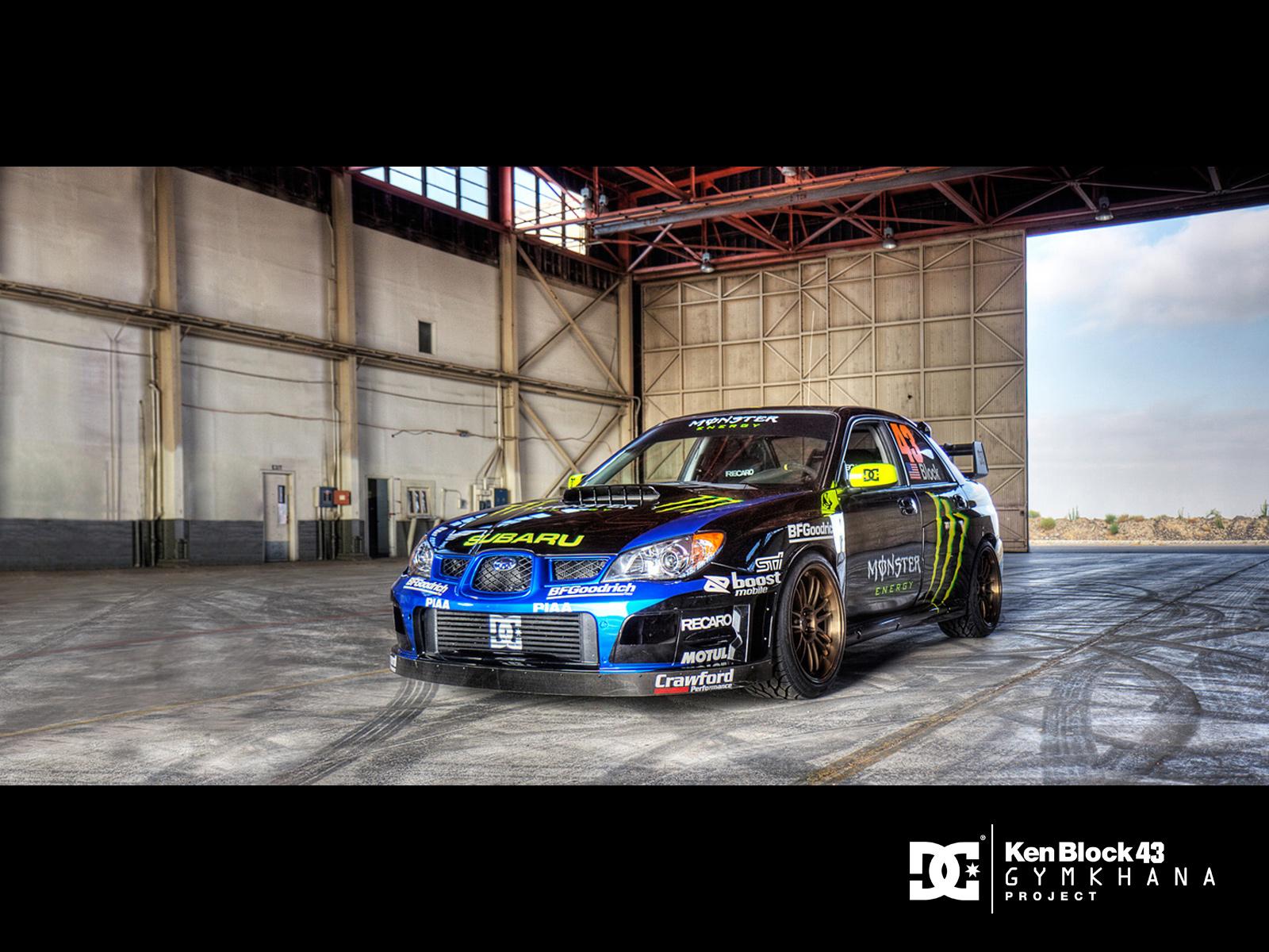Ken Block Subaru Impreza   1600x1200 Wallpaper   Ecopetitcat 1600x1200