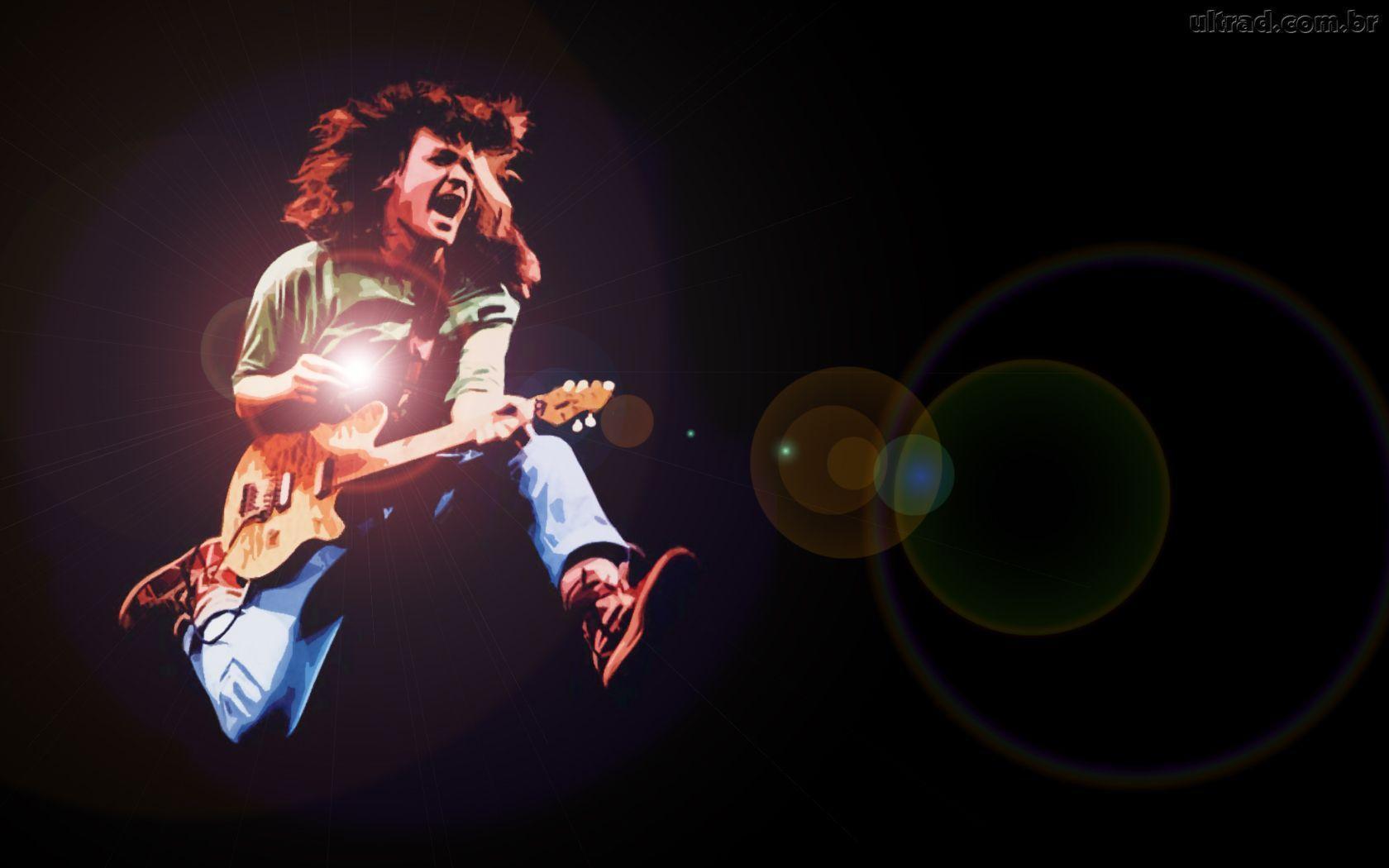 Van Halen Backgrounds 1680x1050