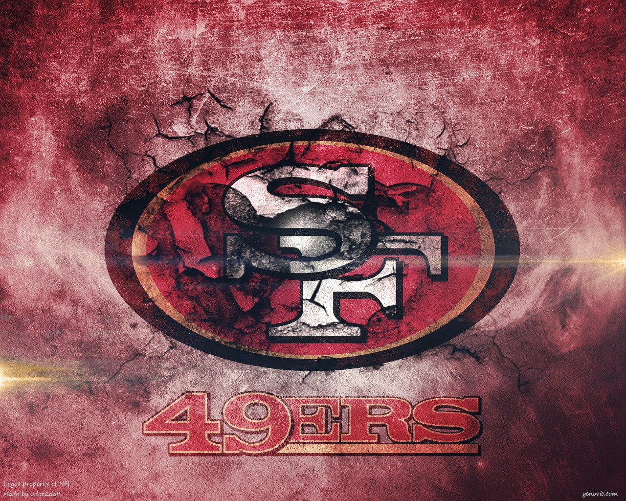 San Francisco 49ers Wallpapers 2015 1280x1024