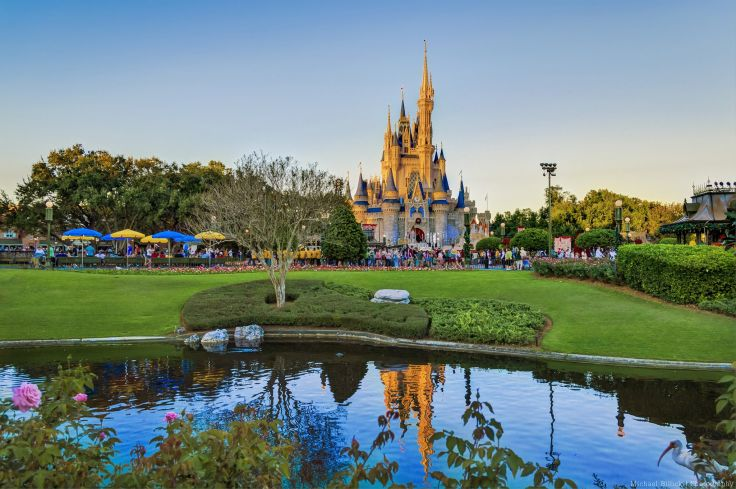 Walt Disney World Resort Disney Orlando floride Florida USA universal 736x489