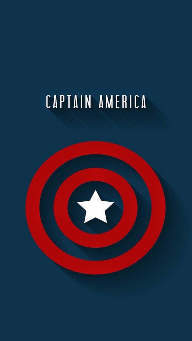 Captain America Wallpaper Iphone hd Captain America Shield Iphone 640x1136