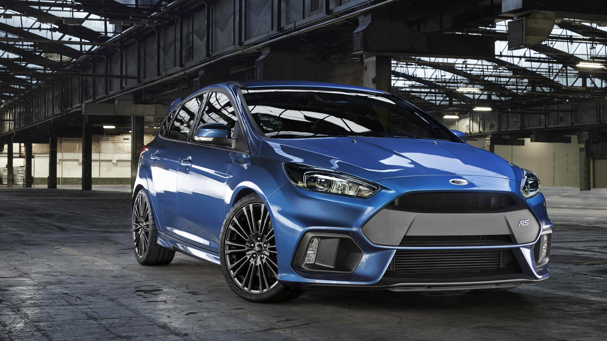 2016 Ford Focus RS Wallpaper HD Car Wallpapers 2560x1440