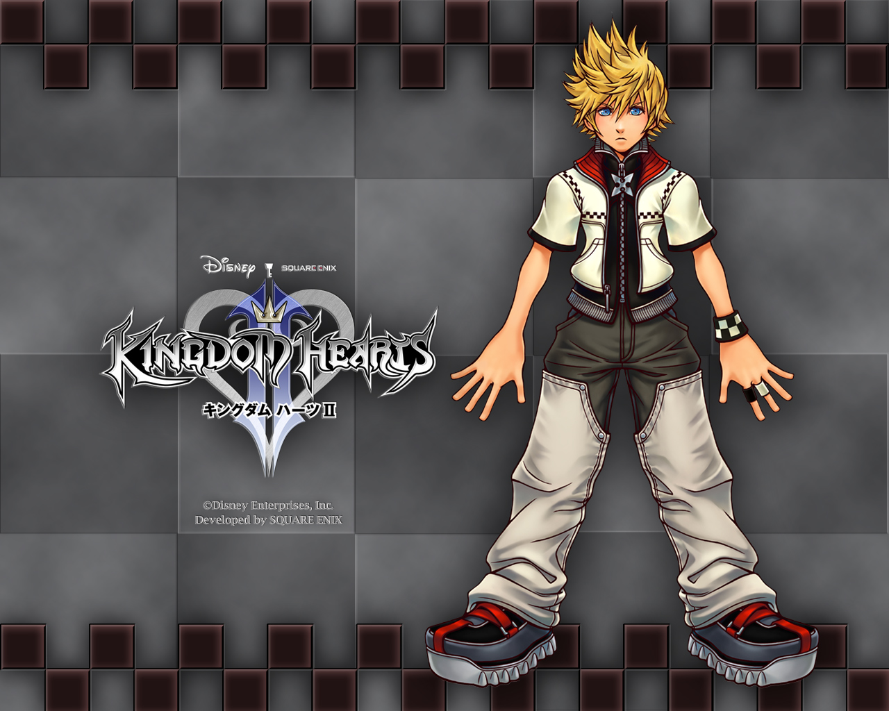Kingdom Hearts 2   Kingdom Hearts Wallpaper 60340 1280x1024