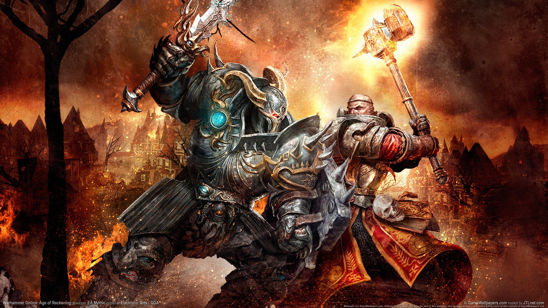 Warhammer Age of reckoning Wallpapers HD Wallpapers 1920x1080