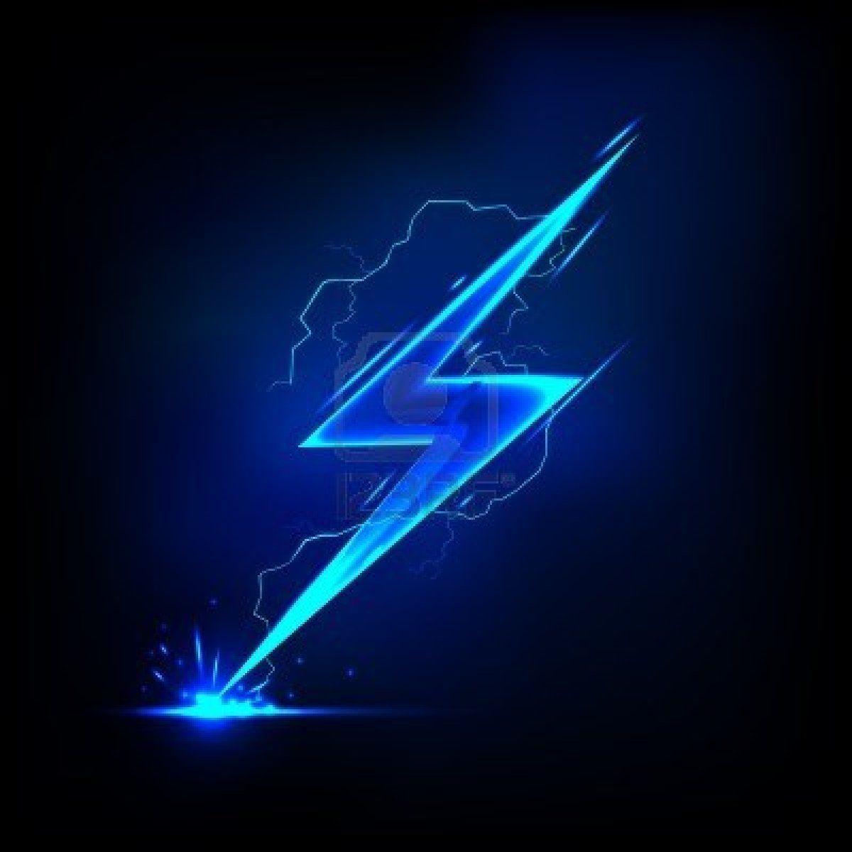 Free Download Blue Lightning Bolt Wallpaper Lightning Bolt