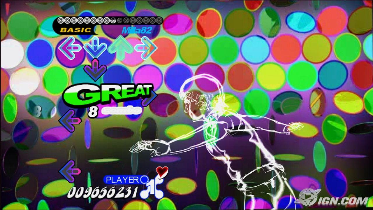 Dance Dance Revolution Universe Images 1280x720