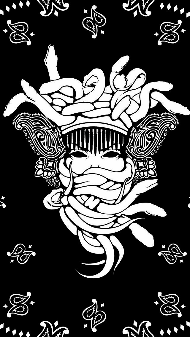 Crooks and Castles iPhone 6 6 Plus and iPhone 54 Wallpapers 640x1136