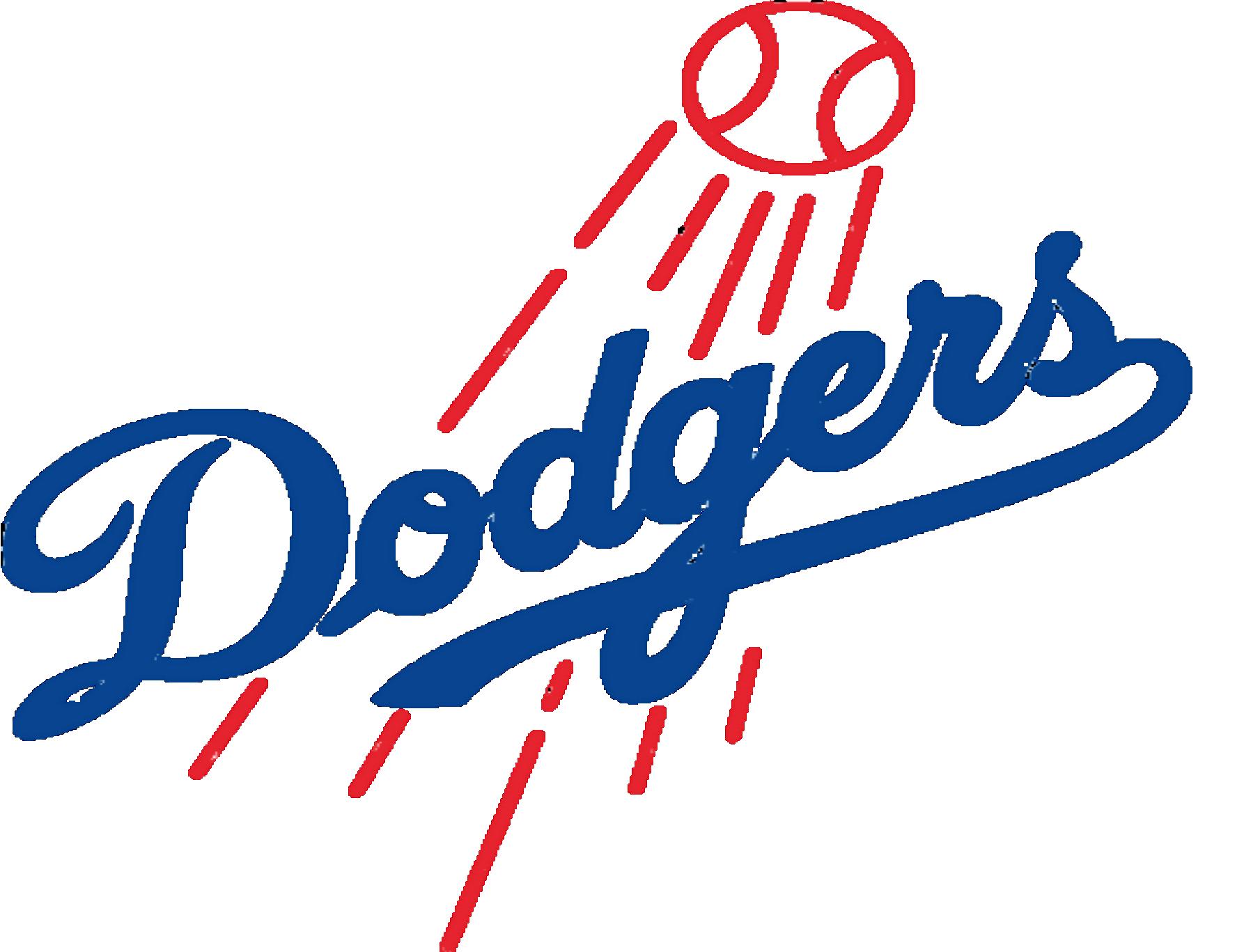 Pin La Los Angeles Dodgers Logo 1786x1367