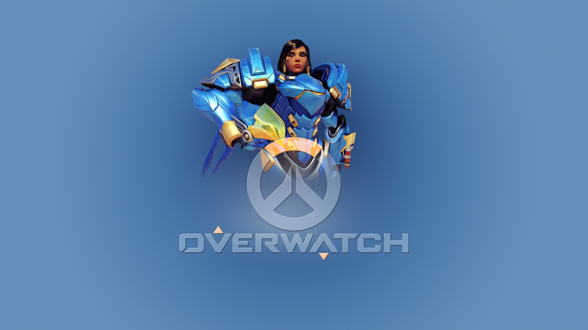 Overwatch Pharah Wallpapers HD Wallpapers 1920x1080