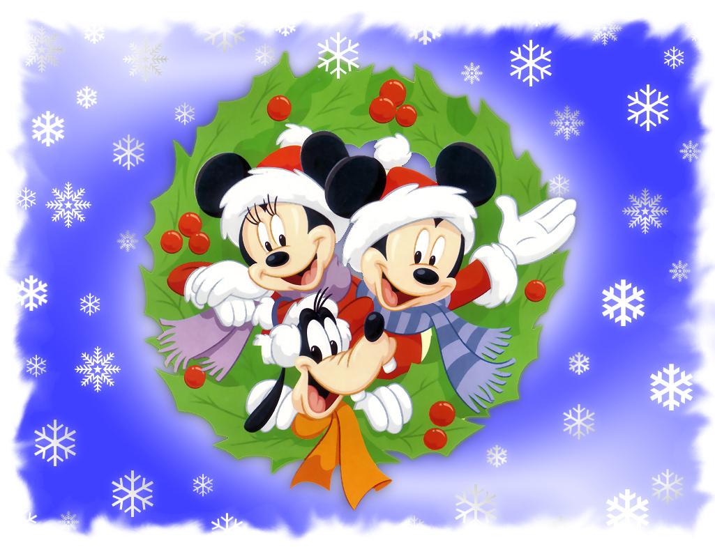 Mickey Mouse Christmas christmas 2735457 1025 785jpg 1025x785