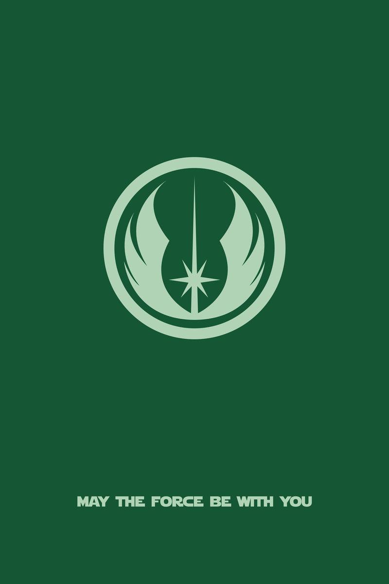 Jedi Logo Wallpaper Hd Jedi order posterby 800x1200