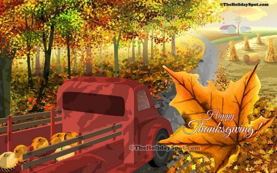 Thanksgiving 08   Wallpapers from TheHolidaySpot 541x338