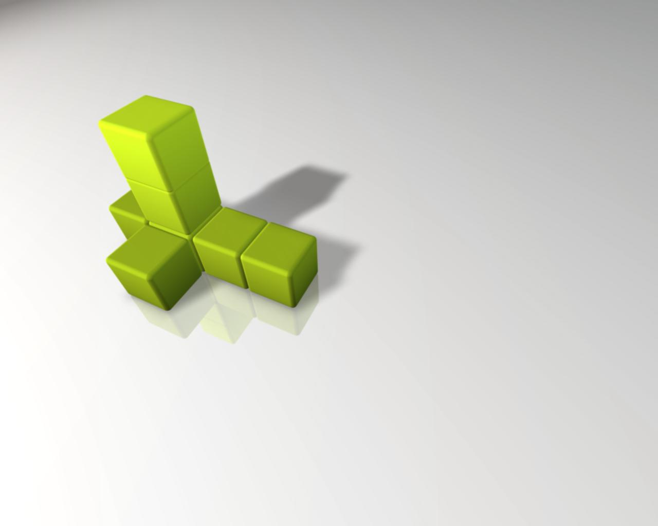 cubes blurry green cubes desktop abstract 1920 x 1200 green cubes 1280x1024