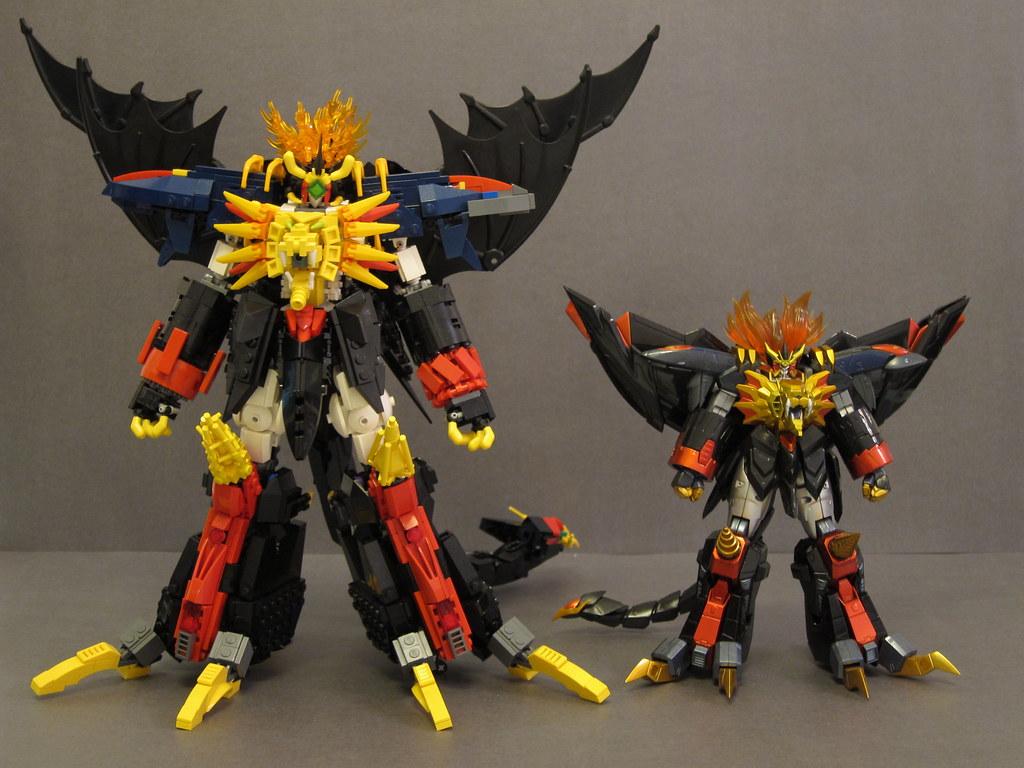 All sizes Lego Genesic GaoGaiGar 034 Flickr   Photo Sharing 1024x768