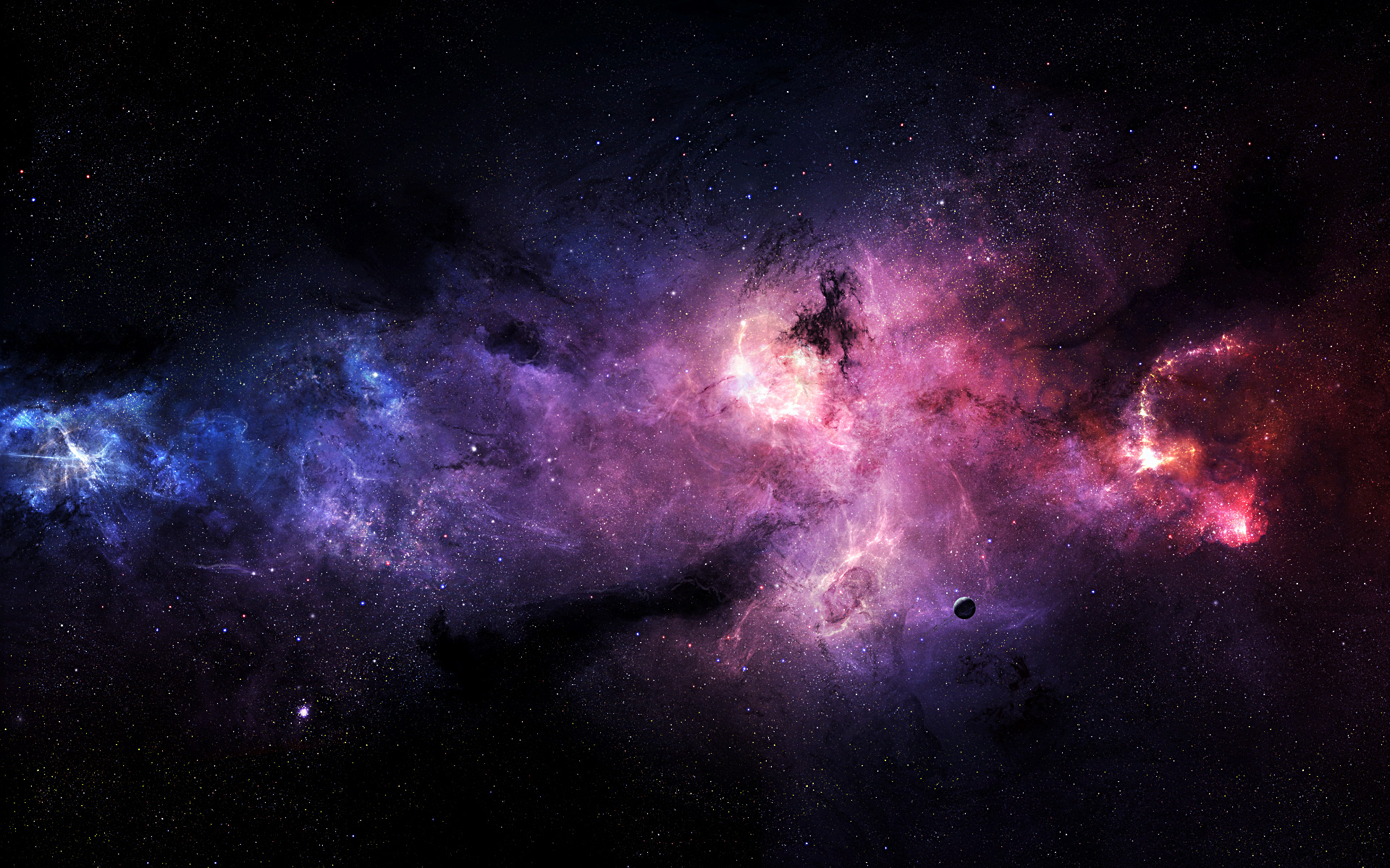 Outer Space Wallpapers HD 1920x1200
