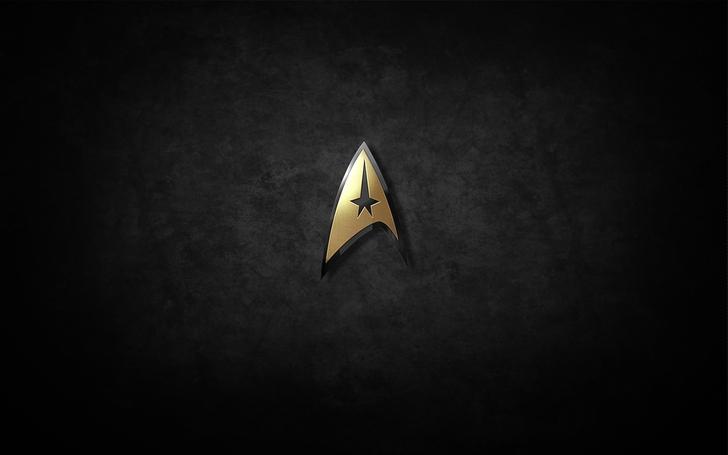 Star trek logo wallpaper wallpapersafari - Star trek symbol wallpaper ...