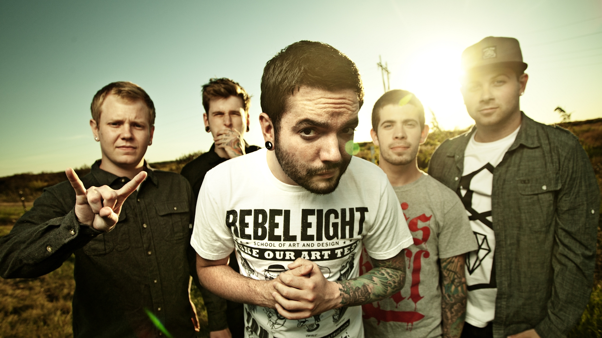Music Fan Club Wallpaper Abyss United States A Day To Remember 195366 1920x1080