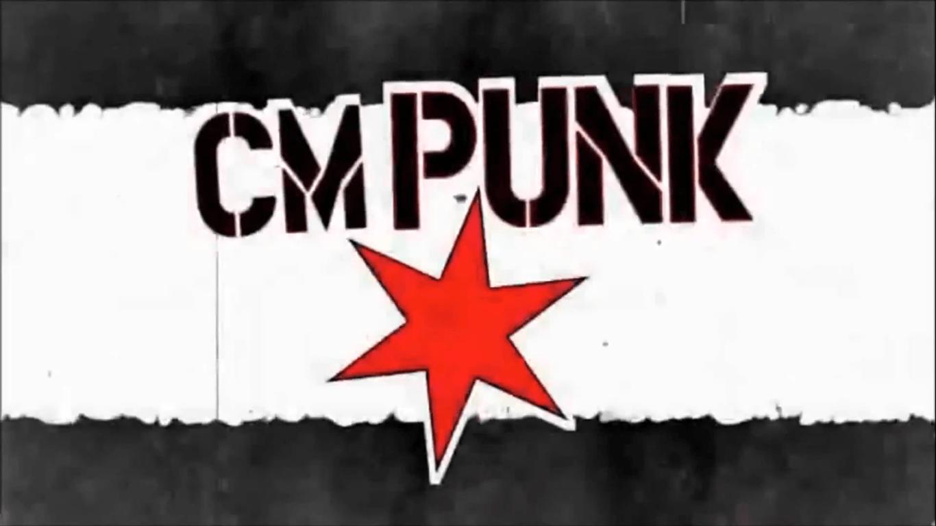CM Punk Logo Wallpapers 1366x768